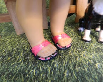 "Doll shoes for 18"" American Girl doll or similar 18"" doll"