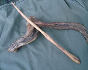 Lilac wood wand. Large magic wand. Unique Magick wand. Your wand?