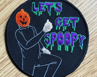 Pumpkin Dance - Let's Get Spoopy! patch