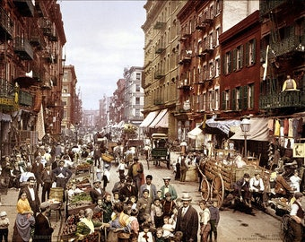 1900 Mulberry Street, NYC, USA