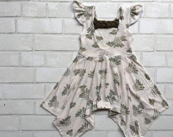 Boho baby and toddler girls dress // Dreamcatcher Dress