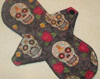 Day of the Dead 9 in. Light Cloth Pad