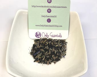 Earl Grey Lavender Tea (Loose Leaf tea)