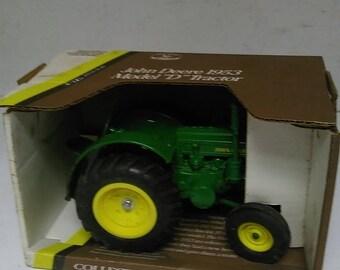 John Deere D toy tractor