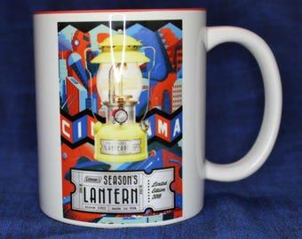 Season's Lantern 11oz. Ceramic Mug