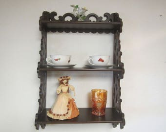 Collectible Shelf Etsy - Display shelves collectibles wall shelves for collectibles display