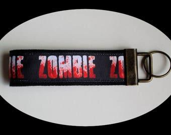 """Key chain """"ZOMBIE"""""""