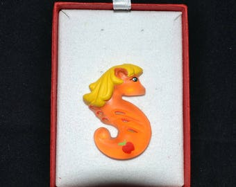 Applejack, my little pony necklace, pendant