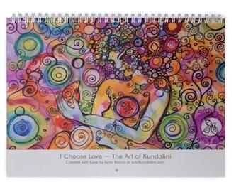 2018 Art of Kundalini Calendar