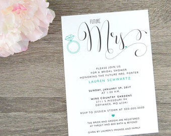 bridal shower invitation wine themed bridal shower bridal shower invites future