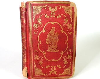 Ten Nights in a Bar-Room, And What I Saw There by T. S. Arthur First Edition 1854