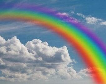 Reiki Healing Chakra Rainbow ...