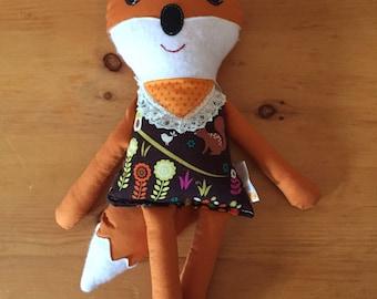 The Léonie the fox Vixen