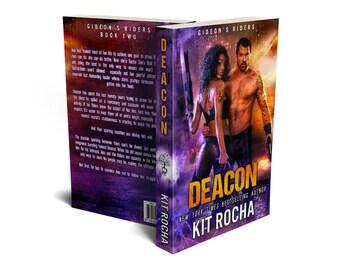 PRE-ORDER: Deacon (Autographed + Bonus Swag)