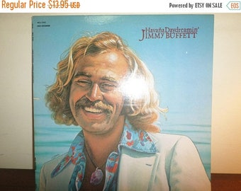 Save 30% Today Vintage 1976 LP Record Jimmy Buffett Havana Daydreamin Near Mint Condition 11598