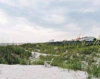 Summer in Myrtle Beach Photography, South Carolina - East Coast Carolinas Coastal Pastel Wall Art Home Decor Fine Art Print