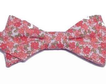 Bow tie coral Liberty in sharp edges