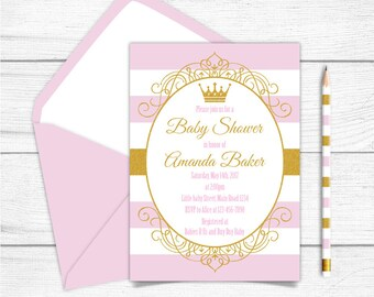 Crown Baby Shower | Etsy