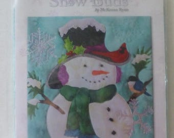 FALL SALE Pine Needles by McKenna Ryan~Pre-Cut Laser Applique Kit w/Fabric~Frosted Flakes~BUD05~Fast Shipping K137