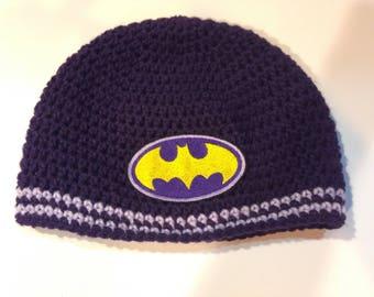 Vintage Batgirl Beanie