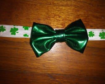 St. Patrick's day headband