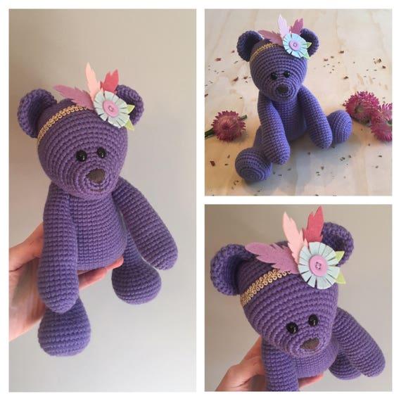 Lilah Boho Bear