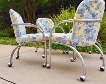 Vintage Swivel Chair Etsy