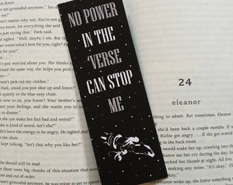 Firefly Bookmark