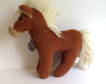Vintage JORDACHE Country by Toyland Horse Plush