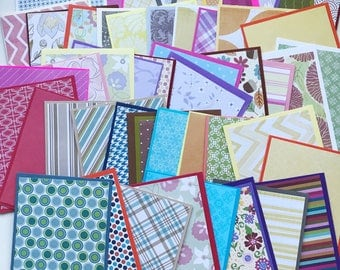 Ultimate Stationery Set #6 - 50 Cards with Envelopes