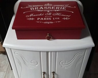 """Small bedside extra /meuble """"brewery"""""""