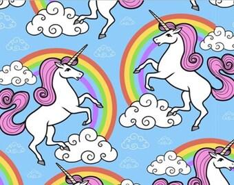 Magical Unicorn Fabric