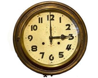 Beautiful Antique Wall Clock - FREE SHIPPING