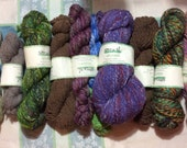 Mega Destash Yarn Sale!!! Box of Handspun Yarn. Lots of Yarn. #1