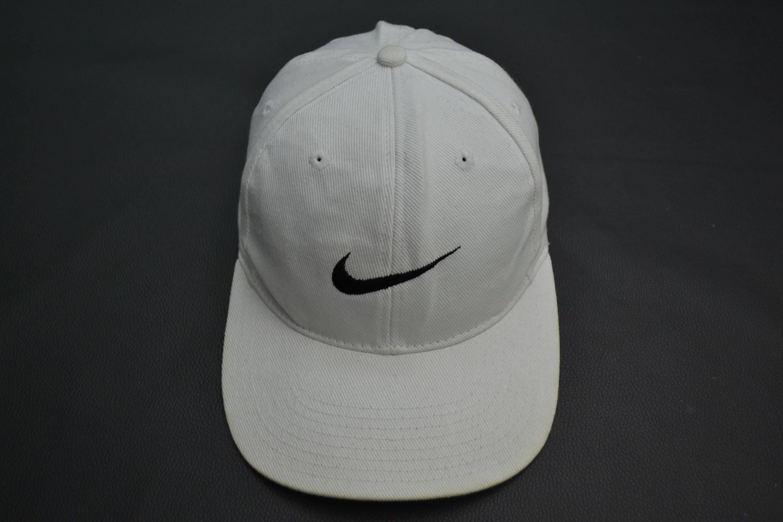 06ccbe456964a Nike Hat Vintage Nike Baseball Cap 90s Nike Snapback 6 Panel One ...