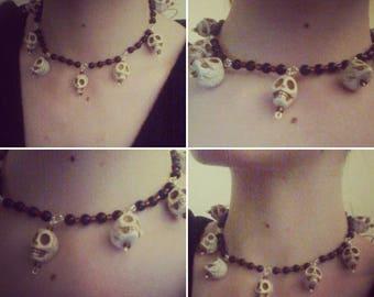 Necklace Thinking4Kali short size