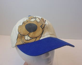 90s Scooby Doo Hat cartoon snapback Kids