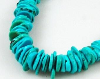 Old Stock Graduated Heishe Beads - Full Strand
