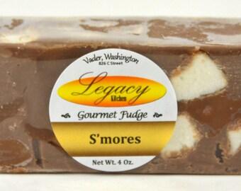S'mores Fudge - 1/4 lb