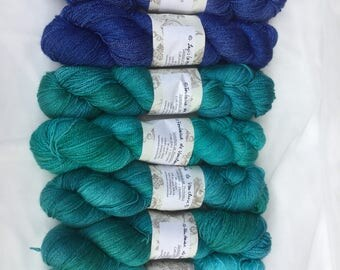 BFL Silk lace