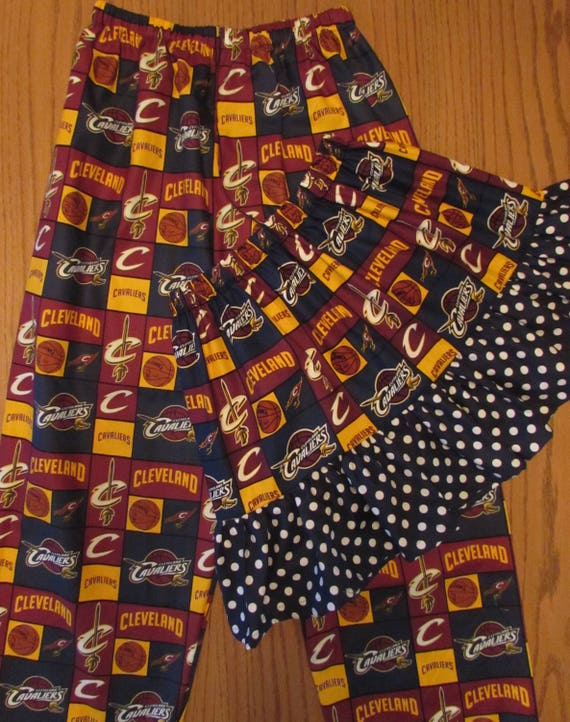 Father and daughter, matching clothes,brother and sister matching pajamas, matching pajamas and skirt,Cleveland Cavaliers, Cavaliers pajamas