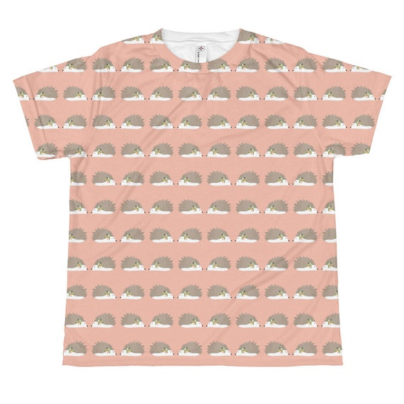 YOUTH Hedgehog Print Shirt