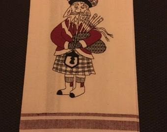 Scottsman dish towel