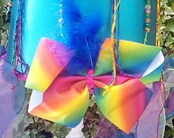 Bohemian Style Multi Coloured Lampshade