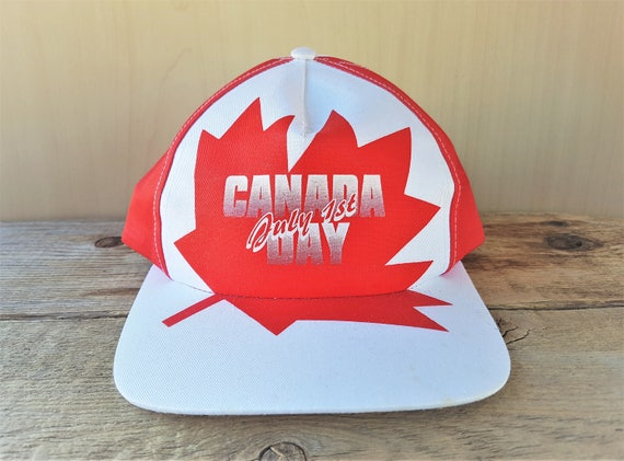Canada Day July 1st Cap by HatsForward