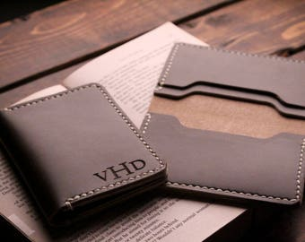 Personalized Mens Wallet for Men Mens Leather Wallet Slim Wallet minimalist wallet Personalized Wallet Mens Bifold Wallet Wallets