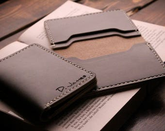 Personalized Mens Wallet graduation gifts for him mens wallets for men leather wallet gifts for dad groomsmen wallet for men