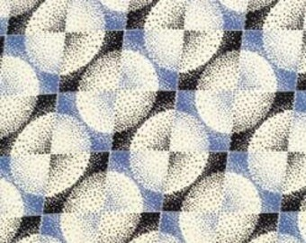 SALE Coterie in Blueberry Voile by Denyse Schmidt HY