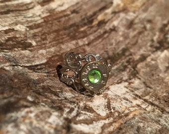 Country Chic Bullet Ring