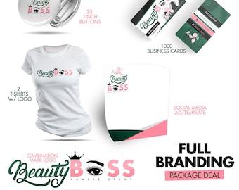 Full Branding Package Deal